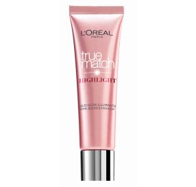L'Oreal True Match לוריאל היילייטר נוזלי טרו מאצ' 301 30 מ''ל