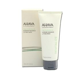 אהבה מסכת זוהר אקסטרים AHAVA Time To Revitalize Extreme Radiance Lifting Mask