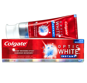 "Colgate Optic White Instant משחת שיניים / 75 מ""ל"